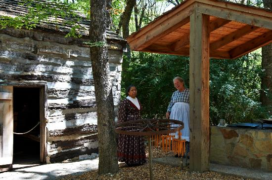 log cabin village picture of log cabin village fort