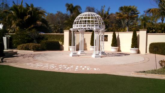 Florida Botanical Gardens: Wedding Garden