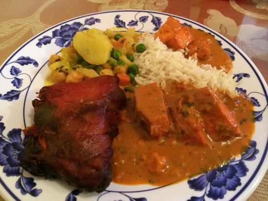 The Best Indian Food In Orlando Review Of Taj Punjabi
