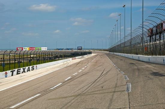 View From Pits Picture Of Texas Motor Speedway Fort
