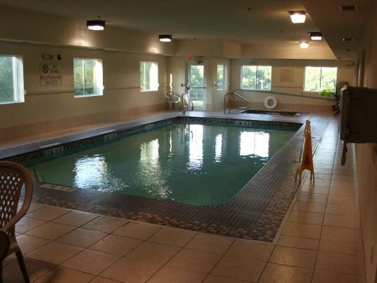 BEST WESTERN PLUS Washington Hotel: Pool area
