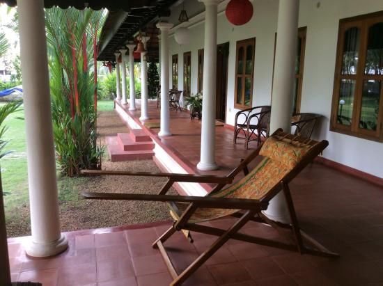 Kovilakam Lakeside Villa: A nice place to relax