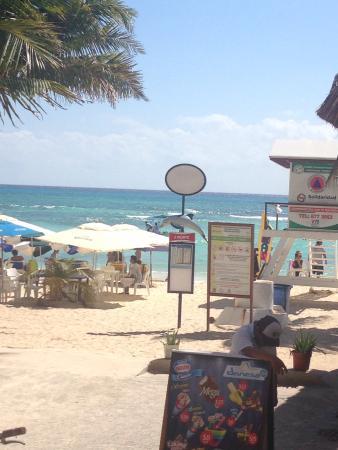 Controvento Playa
