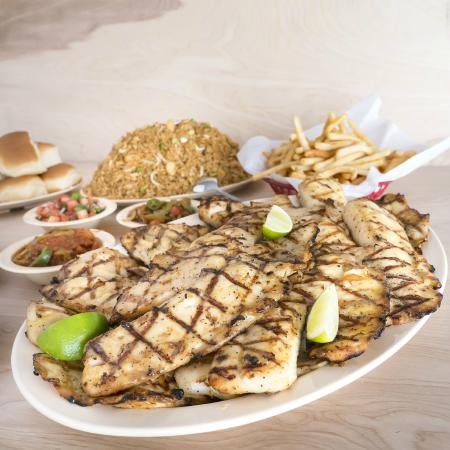 Mambo Seafood: Grilled Fish