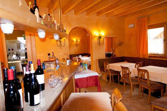 Bio Hotel Villa Cecilia: Breakfast room