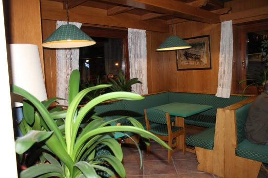 Hotel Bonapace: tavoli da gioco