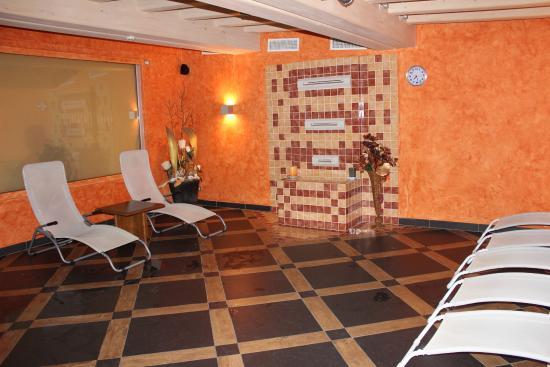 Hotel Bonapace: centro benessere
