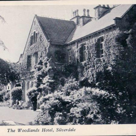 ‪‪Silverdale‬, UK: Woodlands Hotel (Old)‬
