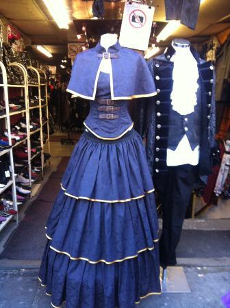 Foto De Camden Market Londres Vestidos De época
