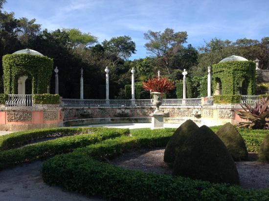Garden Picture Of Vizcaya Museum And Gardens Miami