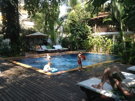 Villa langka super piscine