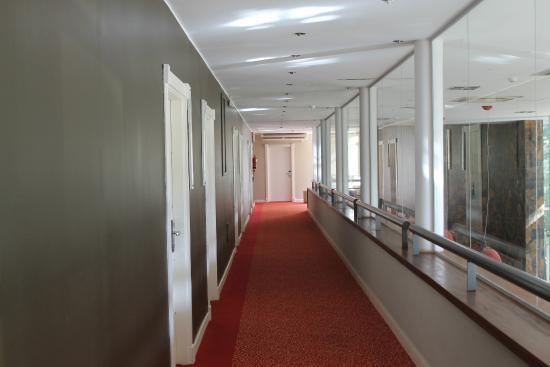 Gran Hotel Tourbillon: Pasillo