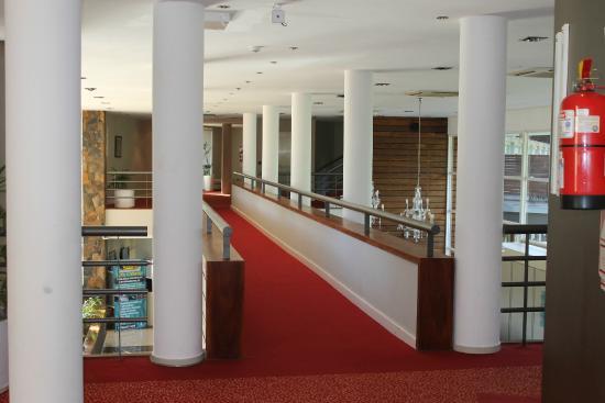 Gran Hotel Tourbillon: Pasillo II