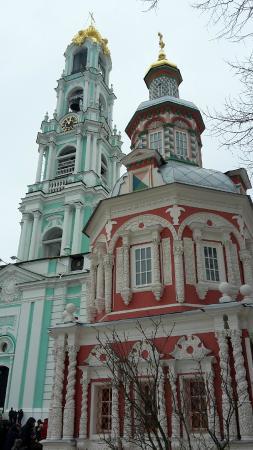 Sergiyev Posad, Rússia: *