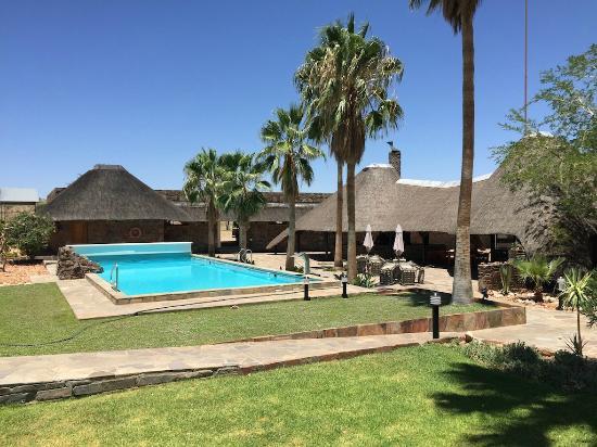 ROOISAND Desert Ranch: Pool