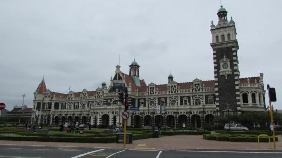 97 Motel Moray: Gare ferroviaire de Dunedin
