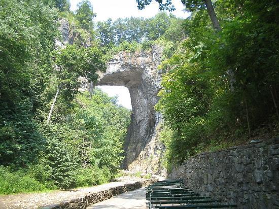Yogi Bear's Jellystone Park at Natural Bridge: Natural Bridge
