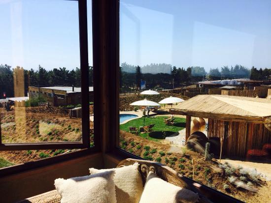 Balcony - Cuarzo Lodge: .