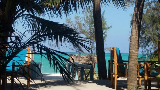 Ocean Restaurant: beautiful breeze & view