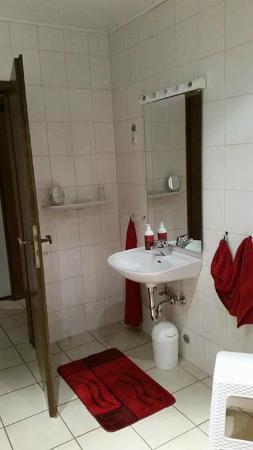 Wimbach, Deutschland: nice clean bathroom