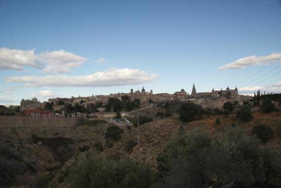 AC Hotel Ciudad de Toledo: Vistas desde la habitación 205
