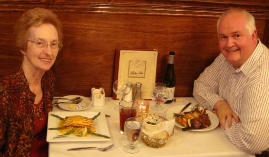 Belle Arti Ristorante: Me & Mom October 2012