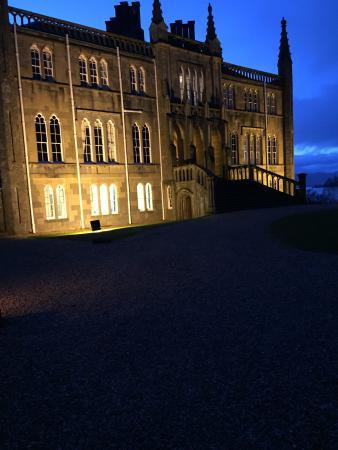 Ross Priory, University of Strathclyde : Dusk at Ross Priory