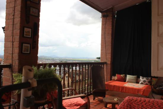 Villa Iarivo : VUE PANORAMIQUE DE LA BELLE DEMEURE
