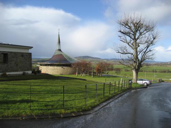 Grianan Of Aileach: Burt Chapel