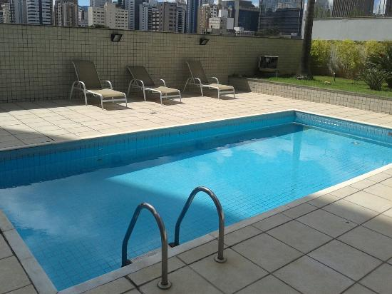 Niagara Flat: Área da piscina