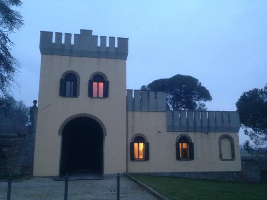 Castello di Lispida : Torretta