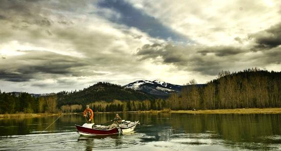 Red Horse Mountain Ranch: Fly Fishing Trips