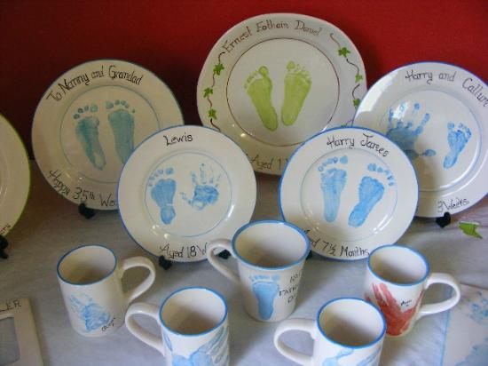 Fathers day gift ideas - Picture of The Clay and Craft ...
