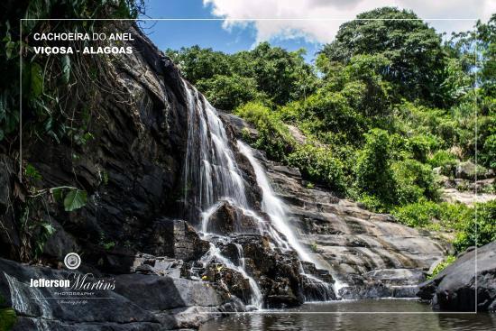 Vicosa, AL: Cachoeira do Anel
