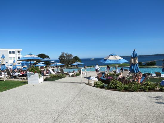 Samoset Resort On The Ocean: Pool Area