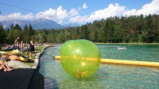 Camping Sobec : Lustige extras - kostenpflichtig
