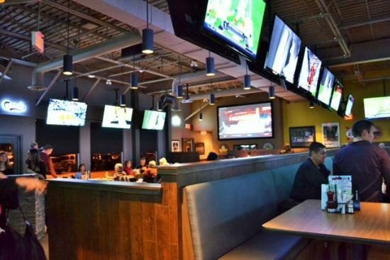 Johnny Max Restaurant Windsor Menu