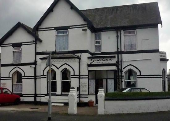 Gracelands Hotel Blackpool