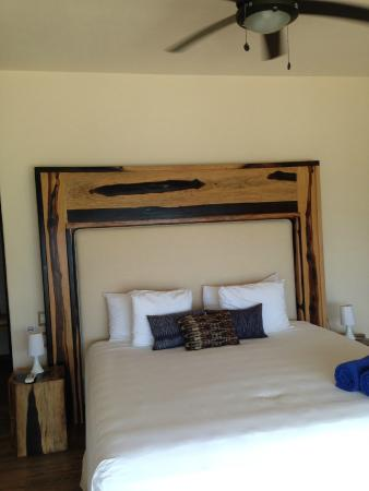 Las Ranitas Eco-boutique Hotel: Bedroom