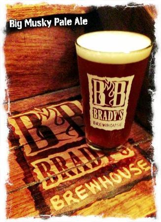 Brady's Brewhouse: Brady's Tap Beer