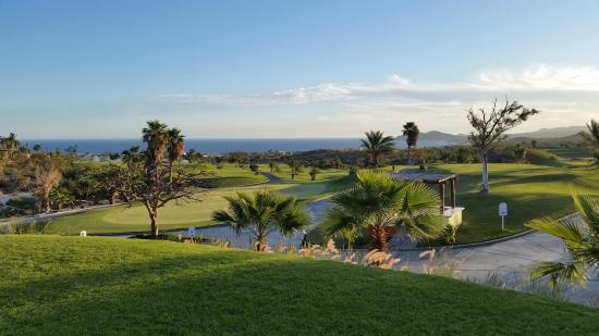 Cabo Real Golf Course: Cabo Real at Sunset