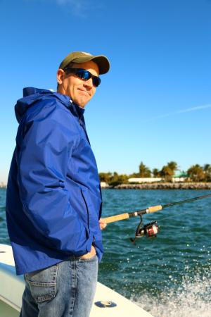 FishCastings: Fishing in the inlet