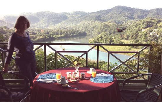 Rio Vista Resort: Breakfast at RIO VISTA