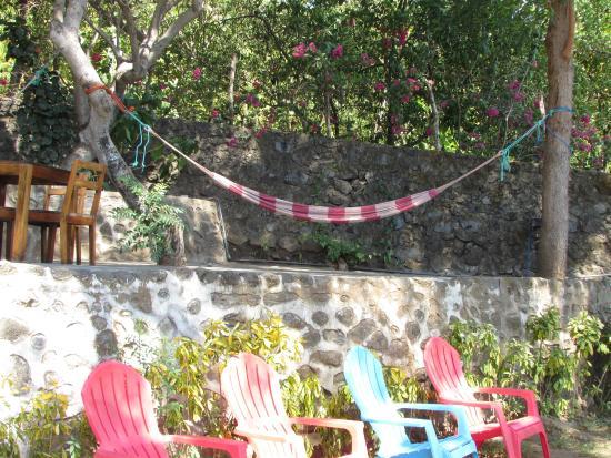 Laguna Beach Club Chairs And Hammocks To Relax In