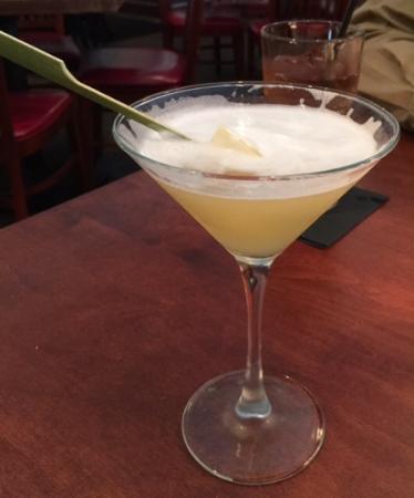 Mitchell's Fish Market - Sandestin : great pinefin martini