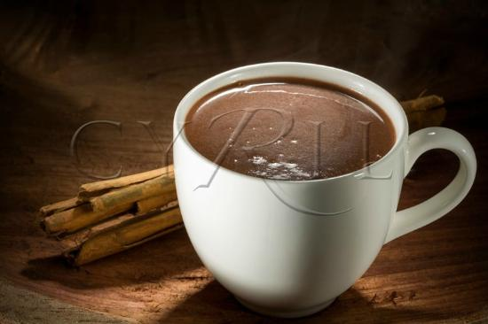 Cyril : Chocolate caliente