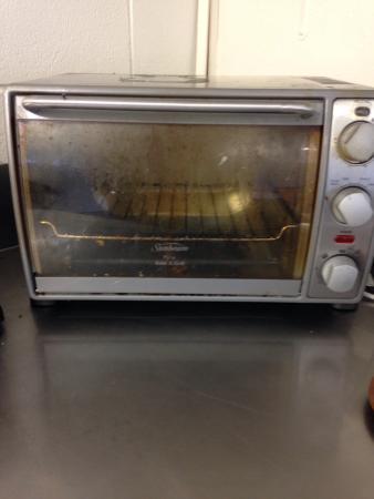 Base Rotorua: Kitchen equipment