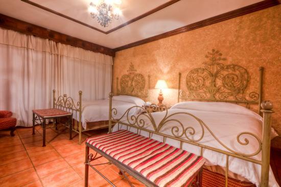 Hotel Atitlan : Habitación  Estandar.