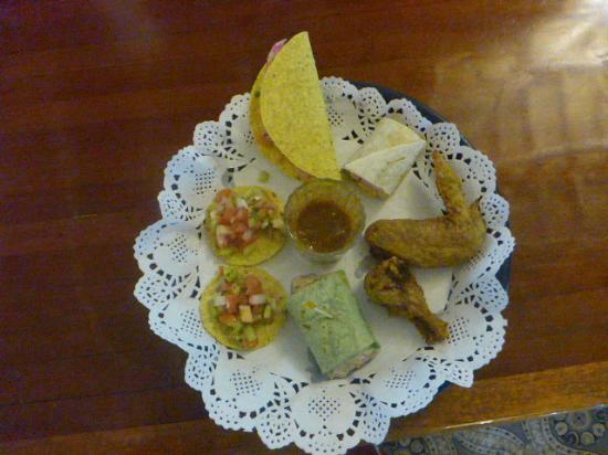 Luperon, República Dominicana: Appetizers