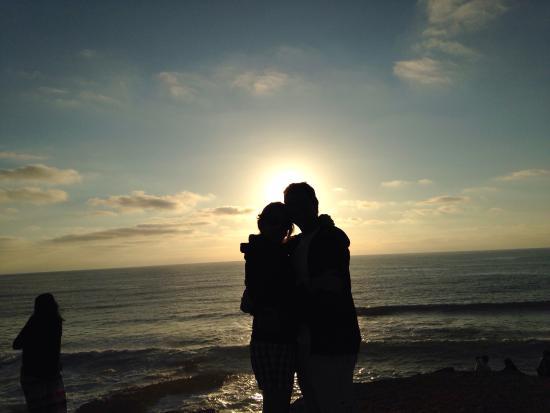 Punta de Lobos: C' est le amour